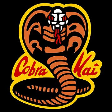 Cobra Kai by drtees