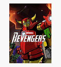 Revengers Photographic Print