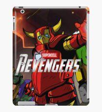 Revengers iPad Case/Skin