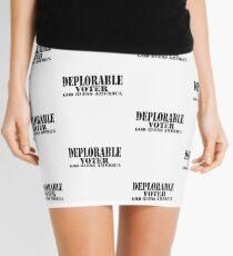 deplorable Mini Skirt