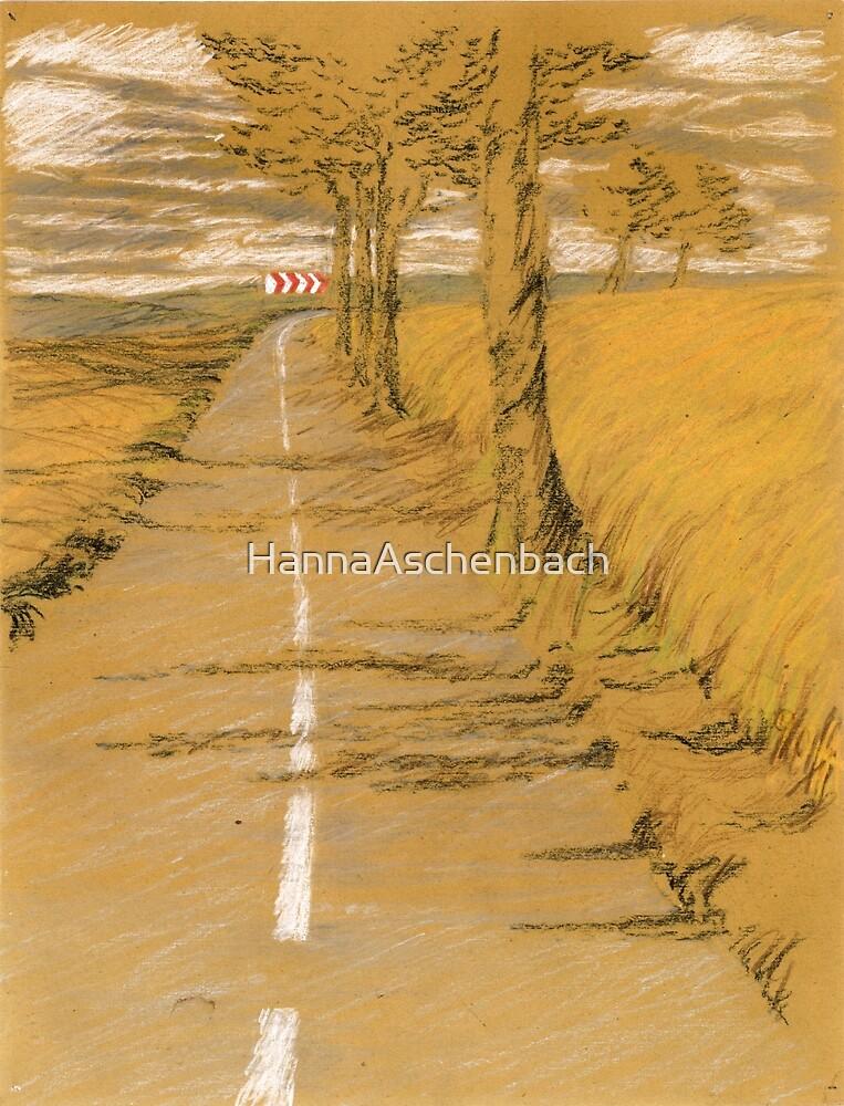 scharfe Kurve by HannaAschenbach