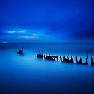 Dicky Beach by Sue Nueckel