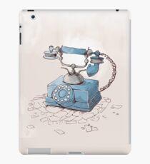 Old Telephone iPad Case/Skin