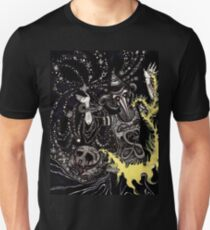 A Deluge of Plague and Stardust Unisex T-Shirt