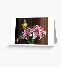 Ours Greeting Card