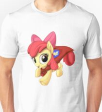 Apple Bloom Caped Crusader T-Shirt