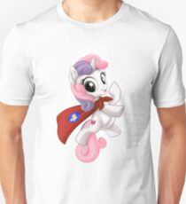 Sweetie Belle Caped Crusader T-Shirt