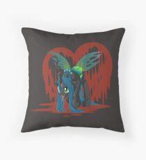 Chrysalis Bleeding Love Throw Pillow
