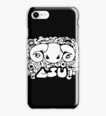 CSU Doodles iPhone Case/Skin