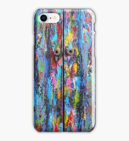 The Old Doors iPhone Case/Skin