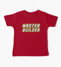 MASTER BUILDER Baby T-Shirt