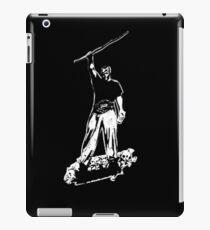 ECW The Sandman T - Shirt V2 iPad Case/Skin