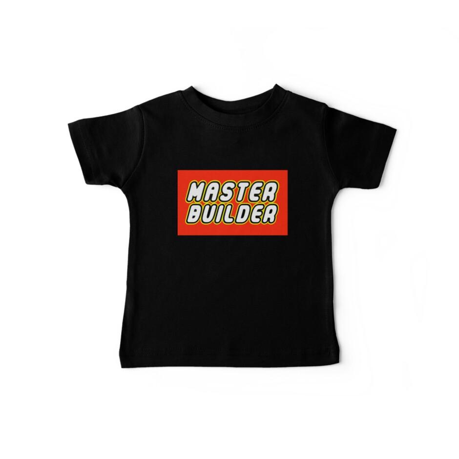 MASTER BUILDER by ChilleeW
