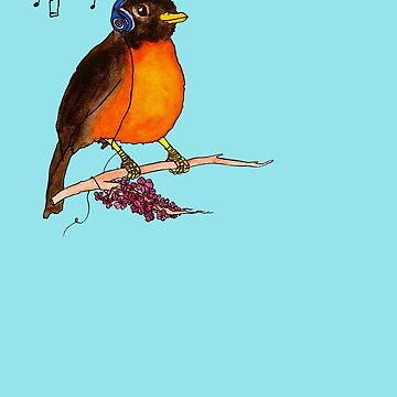 Rockin' Robin de Elvedee