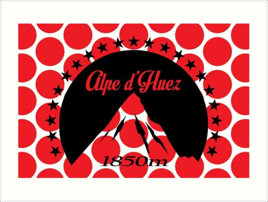 Alpe d'Huez (Black) by sher00