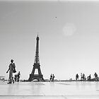Paris. Film Camera Photography ® by creative-bubble