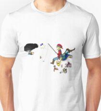 Renaissance Map of Scandinavia Unisex T-Shirt
