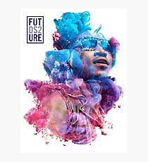 Future Portrait + DS2 Photographic Print