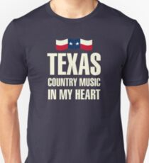 Texas country music T-Shirt