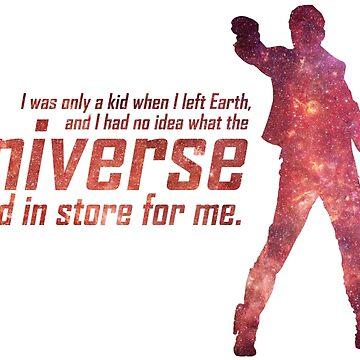 I Had No Idea What the Universe Had in Store for Me von debaroohoo
