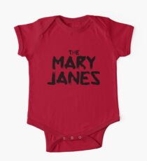 The Mary Janes One Piece - Short Sleeve