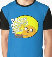 adventure time bacon pancakes Graphic T-Shirt