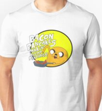adventure time bacon pancakes T-Shirt