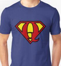 Super QGIS Slim Fit T-Shirt