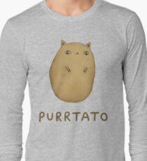 Purrtato Long Sleeve T-Shirt