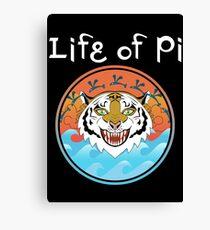 Life of Pi Canvas Print