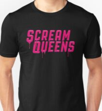 SCREAM QUEENS Unisex T-Shirt