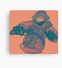 MLG NOSCOPER Canvas Print