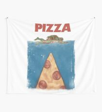 PIZZA Wall Tapestry