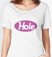Hole - Courtney Love classic violet Women's Relaxed Fit T-Shirt