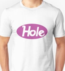 Hole - Courtney Love classic violet Unisex T-Shirt