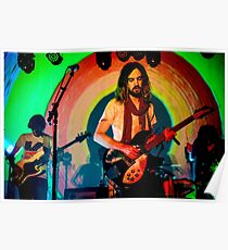 Kevin Parker with Tame Impala Poster