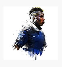 Pogba Design Photographic Print