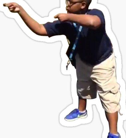 Yeet Boy from Vine Sticker