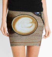 love cofee Mini Skirt