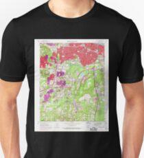 USGS TOPO Map Arkansas AR Little Rock 258940 1961 24000 T-Shirt