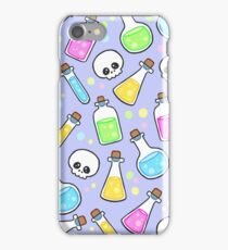 Poisons and Potions iPhone Case/Skin