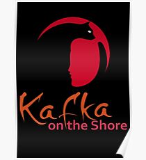 Kafka on the Shore Poster