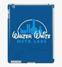Walter White meth labs art iPad Case/Skin