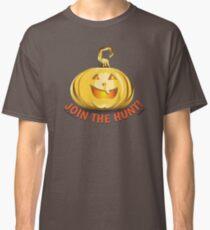 Pumpkinhunt: Golden Pumpkin Classic T-Shirt