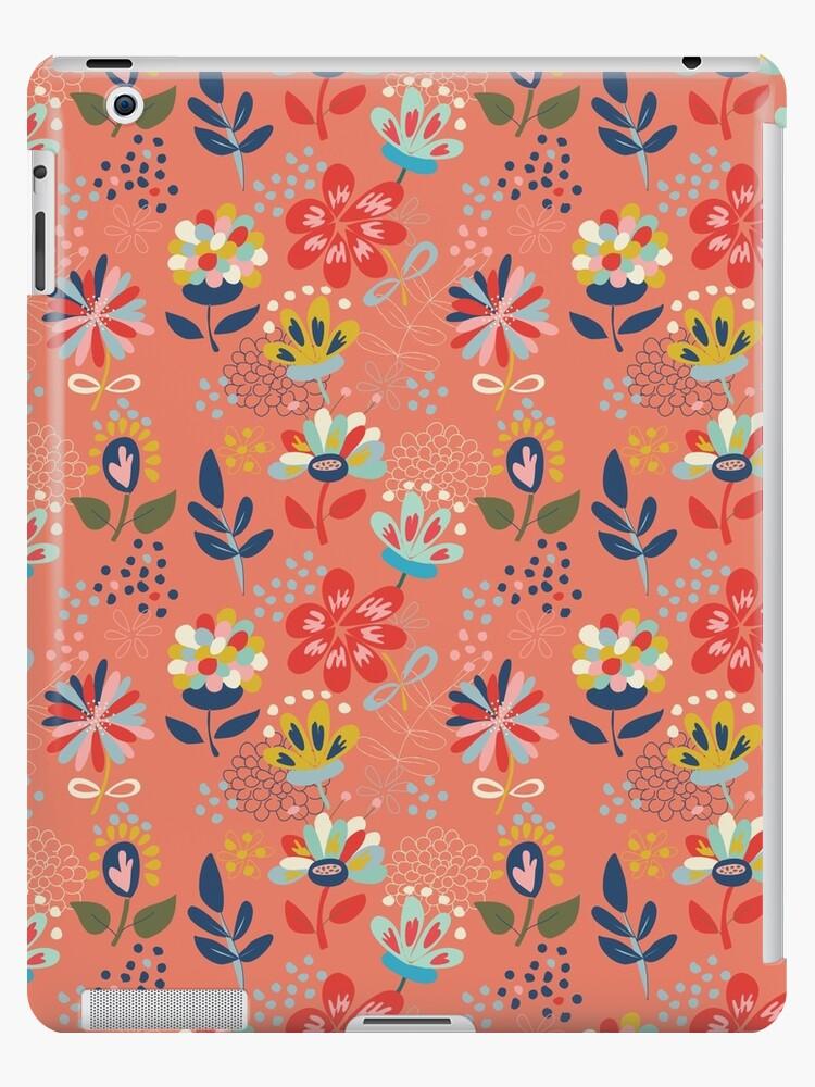 Wilde Blumen von Olivia Gibbs