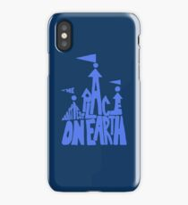 Happiest Place iPhone Case