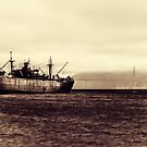 Old San Francisco by FelipeLodi