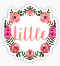 Floral Wreath - Little Sticker