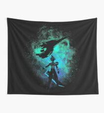 Ex soldier Art Wall Tapestry