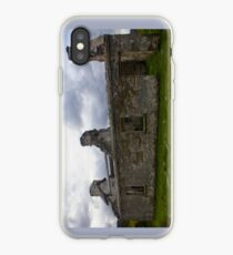 Ruined Cottage at Cashelnagor, County Donegal, Ireland iPhone Case